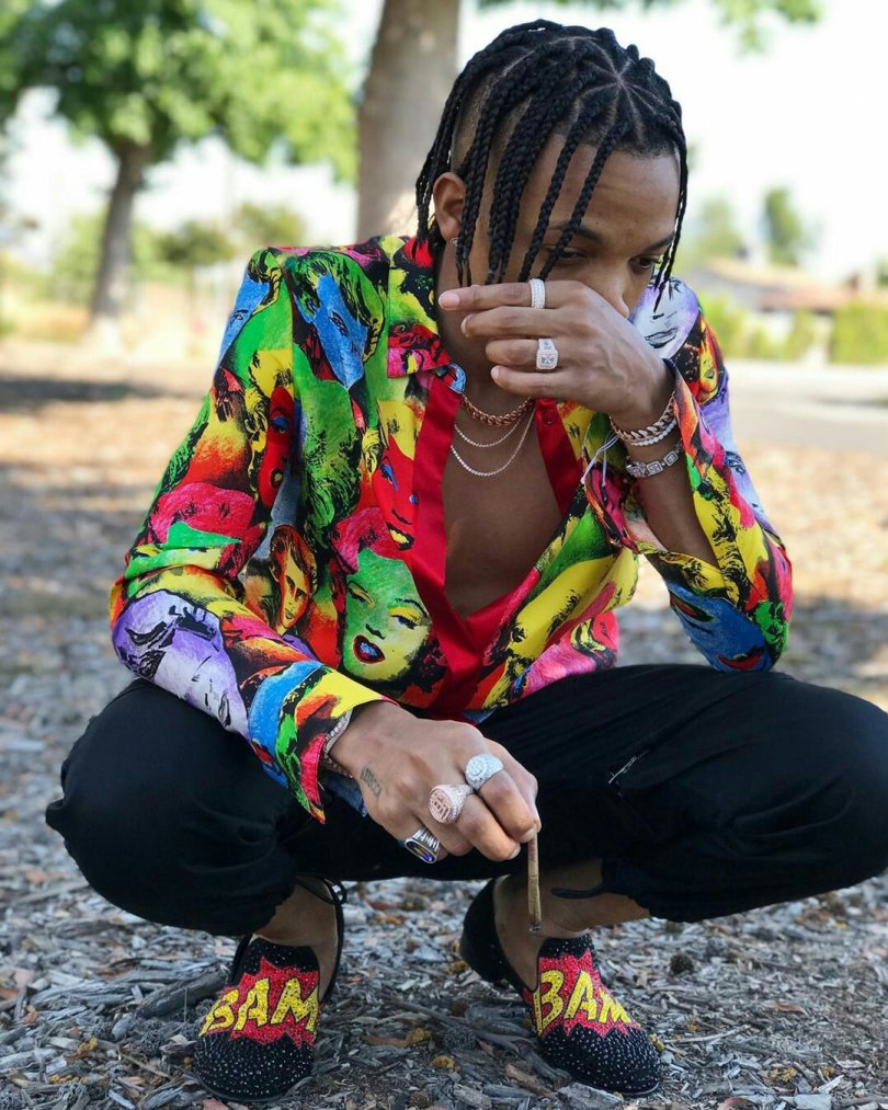 Tekno gives detailed explanation on viral video of half-naked girls dancing with him 'Watch Video'
