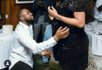 Davido confirms Chioma is pregnant, reveals  a baby boy is coming (Photo)
