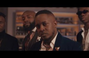 Martell Cypher 2 ft M.I Abaga, Blaqbonez, A-Q & Loose Kaynon - The Purification