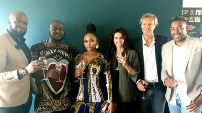 Yemi Alade signs a licencing deal with Universal Music Group