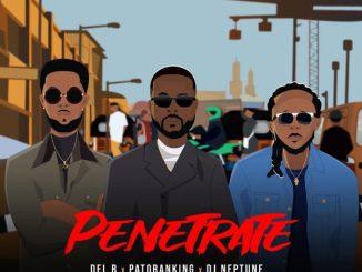 Del B Ft. Patoranking , DJ Neptune - Penetrate
