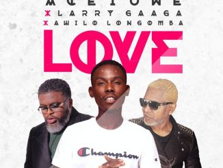 Acetune Ft. Larry gaaga, Awilo Longomba - Love