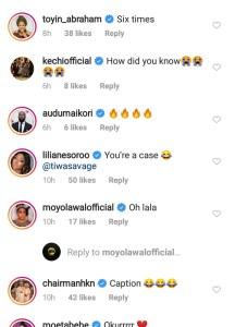 Naira Marley, Donjazzy, Others react to Tiwa Savages's hot bikini photos