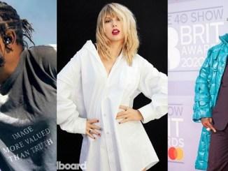 Burna Boy to perform alongside Kendrick Lamar, Taylor Swift at the Glastonbury Festival