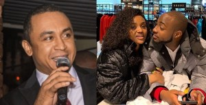Daddy Freeze reacts to report that Davido's lover, Chioma tested positive to coronavirus
