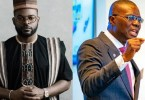 'What kind of joke is that' - Falz blasts Lagos State Governor for begging for fund
