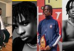 Firboy, Rema, Joeboy are not in my league - King Perryy brags