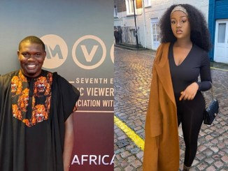 Man calls out Davido's lover, Chioma for not isolating herself after she returned from UK