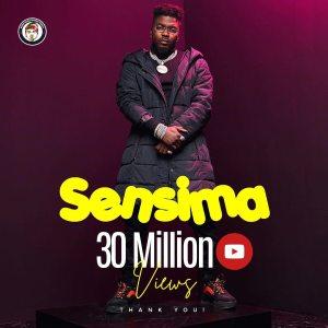 "Skiibii's hit song ""Sensima"" hits 30million views on Youtube"