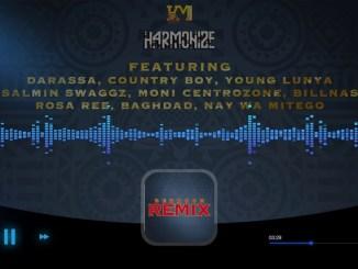 Harmonize Ft. Darassa, Rosa Ree, Nay Wa Mitego - Bedroom (Remix)