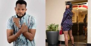 """Am ready to marry Mercy Eke"" - Nollywood actor, Uche Maduagwu"