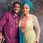 Timi Dakolo and his wife celebrate wedding anniversary with beautiful photo