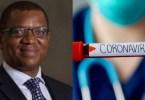 """I have found cure for coronavirus"" - Nigerian Professor"