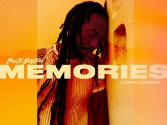 Buju Banton Ft. John Legend - Memories