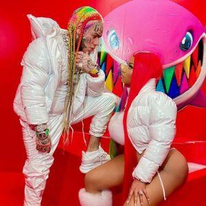 6ix9ine ft Nicki Minaj TROLLZ MP3