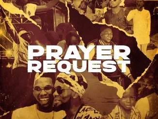 Victor AD ft Patoranking Prayer Request Mp3