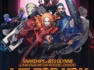 Snakehip & Jess Glynne Lie for you mp3
