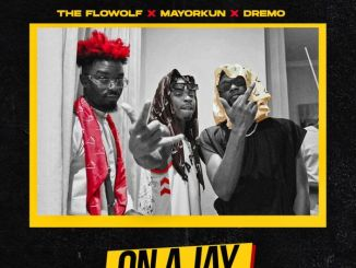 The Flowolf ft Mayorkun, Dre,o On A Jay