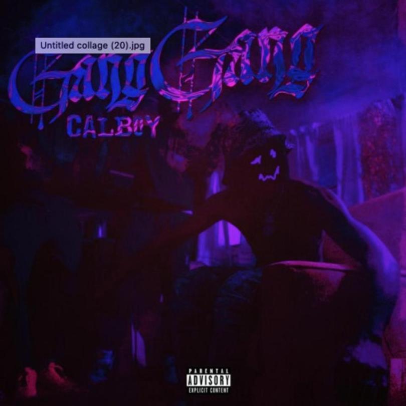 Calboy - Gang Gang Mp3