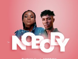 Zuchu ft Joeboy Nobody