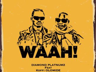 Diamond Platnumz ft. Koffi Olomide - Waah! Mp3 Download