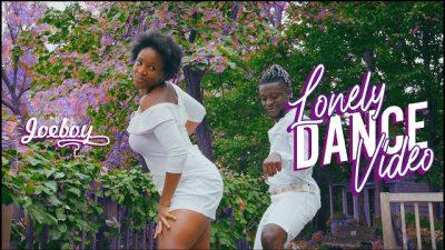 Joeboy Lonely Dance Video