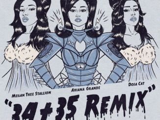 Ariana Grande ft. Megan Thee Stallion, Doja Cat - 34+35 remix