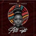 Harmonize ft. Anjella All Night