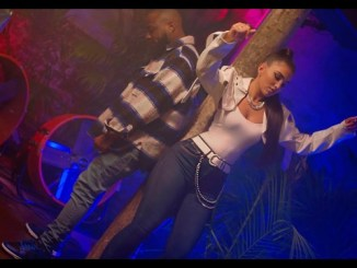 Enisa ft Davido - Love Cycle remix video