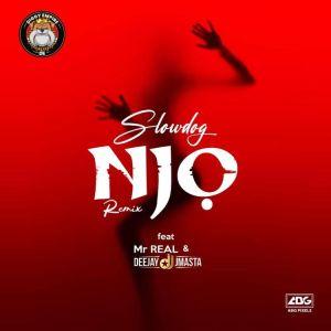 Slowdog ft. Mr Real, Deejay J Masta - Njo Remix