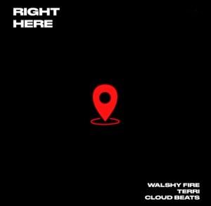 Walshy Fire ft. Terri, Cloud Beats - Right Here