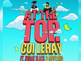 Coi Leray ft. Kodak Black, DJ Mustard - At The Top