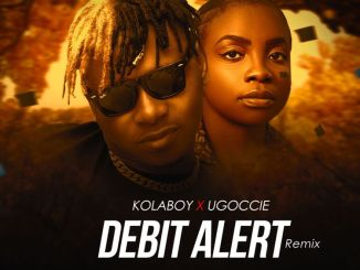 Kolaboy ft Ugoccie - Debit Alert Remix