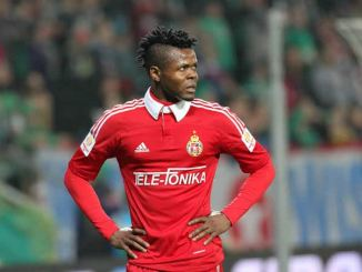 I Was Asked To Pay £5,000 To Play For Nigeria - Emmanuel Sarki