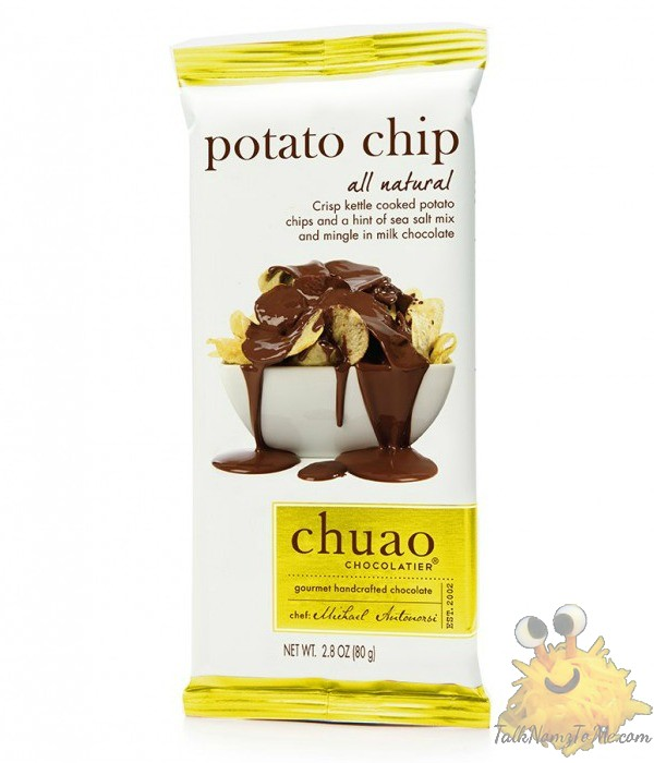 Potato chip bar
