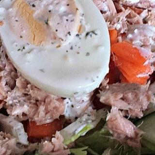 Pastasalade met tonijn – Foodblogswap juni 2016