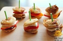 Fruit Hamburgers | TalkNomzToMe.nl