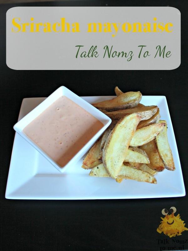 Sriracha Mayonaise | TalkNomzToMe.nl