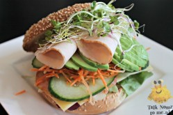 Picknick Bagel | TalkNomzToMe.nl