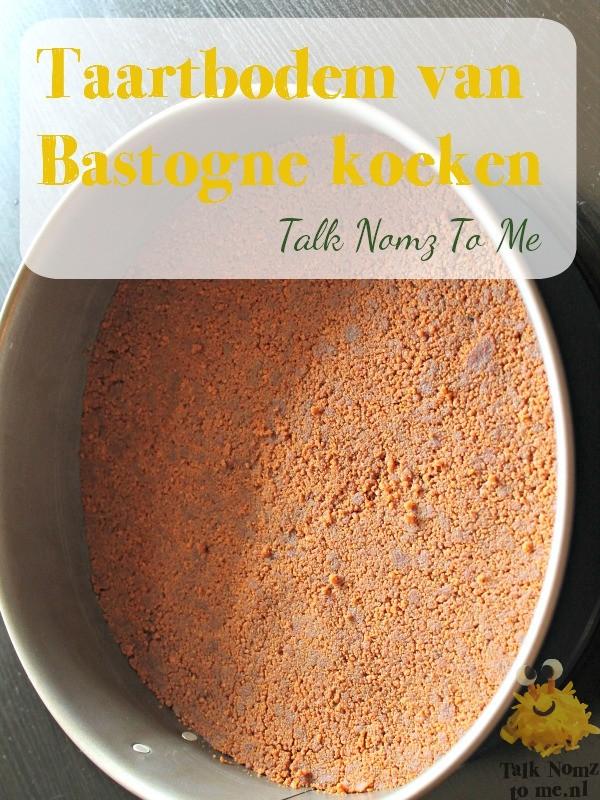 Taartbodem van Bastogne koeken | TalkNomzToMe.nl
