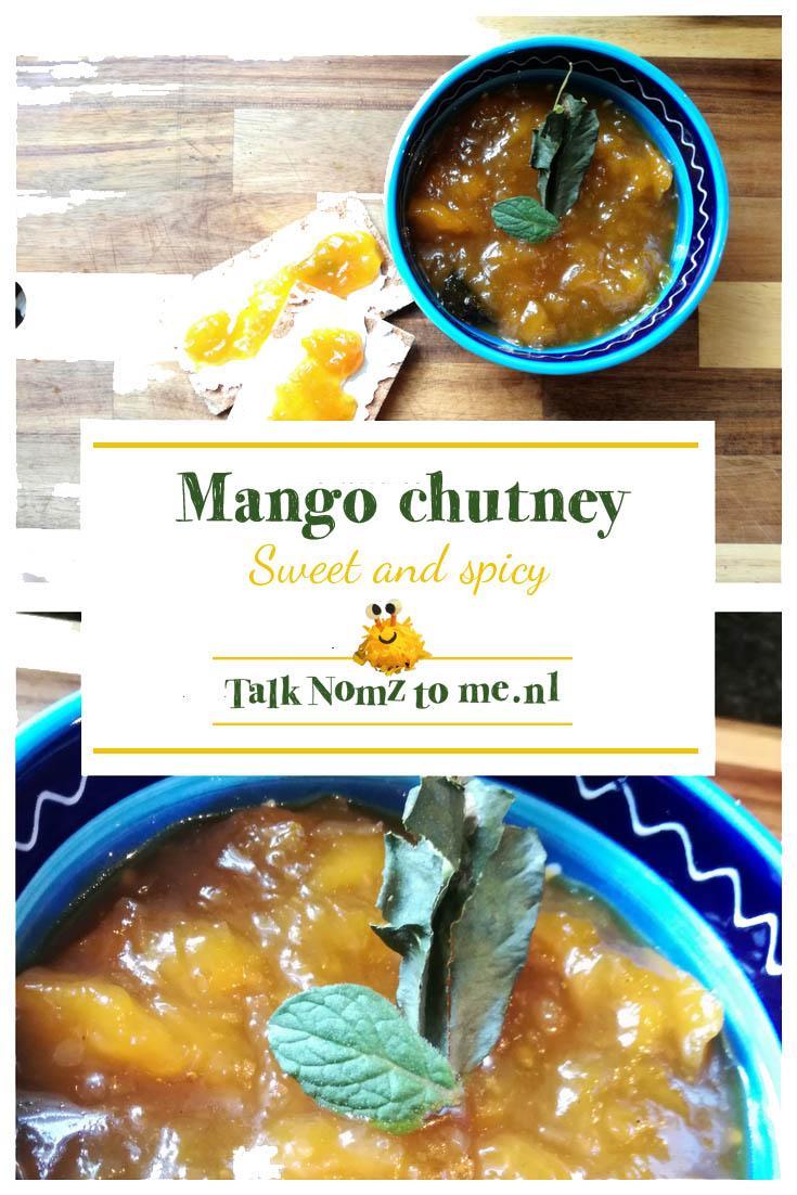 Mango Chutney | TalkNomzToMe.nl