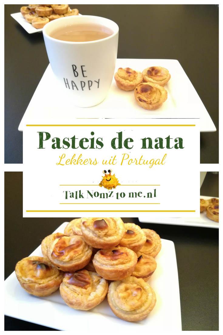 Pasteis de nata | TalkNomzToMe.nl