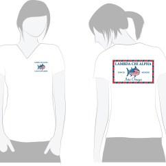 Chair Positions In A Fraternity Swivel Vintage Lambda Chi Rush Female V Neck Reorder Talk 39n T Shirts Greek