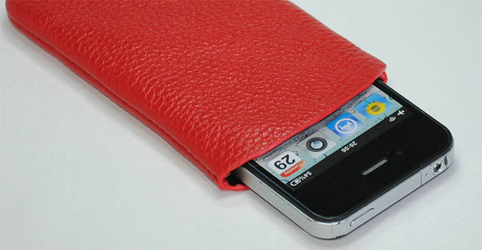 Leather Case Smartphone