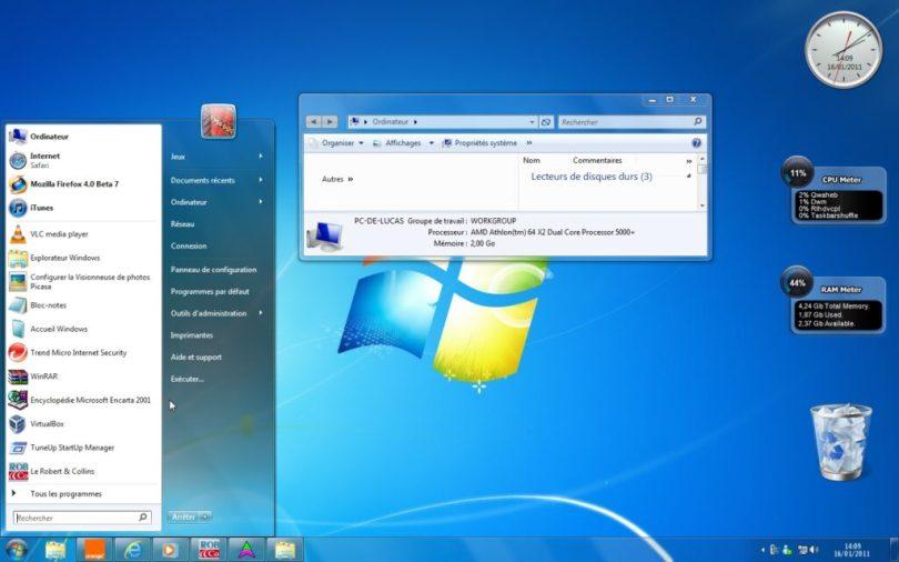 4- Windows 7