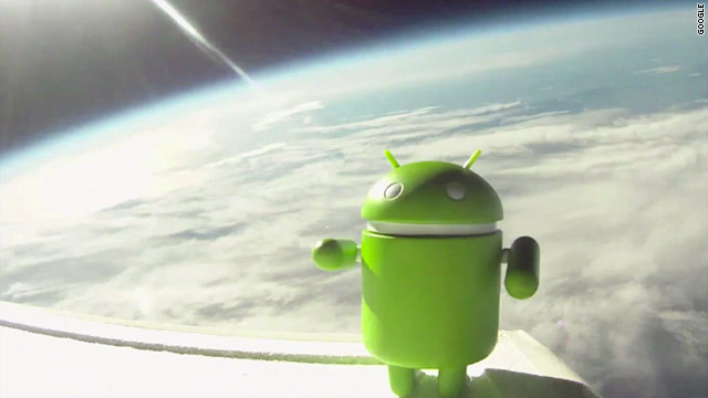 Android in Space
