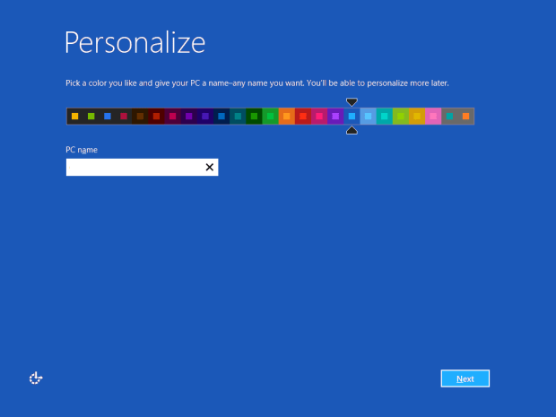 how to install windows 8 - 15