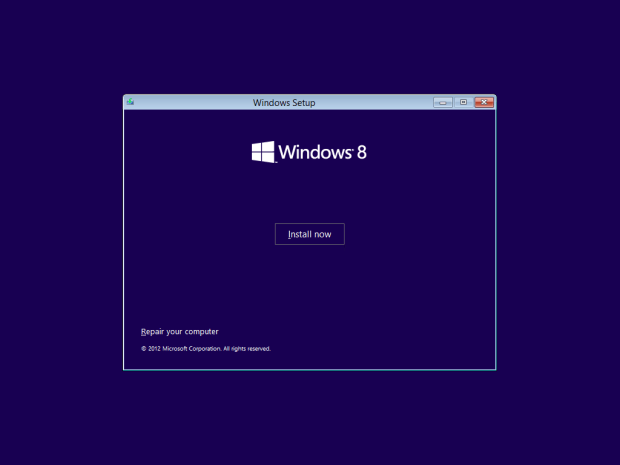 how to install windows 8 - 3