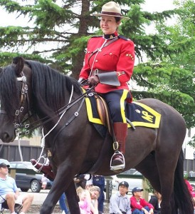 The RCMP is one of many policing organizations across Canada that will benefit from the Council's report. © Robert Thivierge, 2008  (CC BY-SA 3.0)