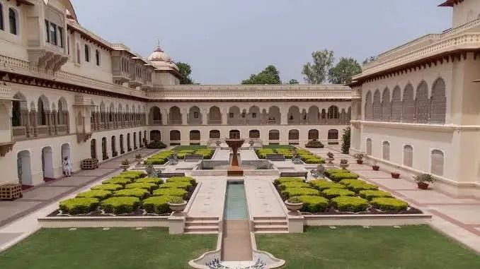 India's most expensive hotel in Marathi   Rambhag Palace information in marathi